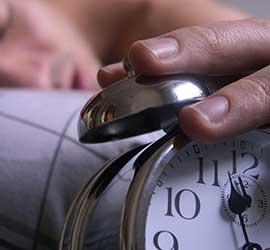 Dormir mucho es el resultado de la depresión